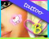 [!b] Hello Kitty FaceTat