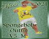Spongebob Outfit M V5