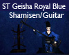 ST GEISHA ShamisenGuitar