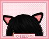 Kids Black Cat Headband