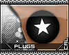 [c] Star Gauge Plugs
