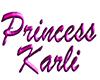 PRINCESS KARLI BANNER