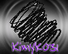 KMK-GothShimmerBANGLES R