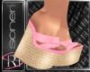 Mimi pink sandals