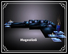 ~MG~BlueDelicious Sofa