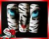 White Tiger Nails