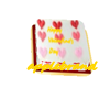 VDay Cake