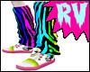[ ! ] Rainbow Zebra