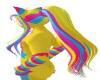 Pride Pansexual Hair v2M
