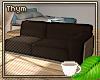 Plushy Dorm Couch