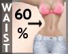 Waist Scaler 60% F A