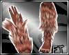 Mauv Leg&Arm Fur [FT]