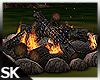 Autumn Retreat Bonfire