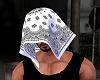 White Head Bandana
