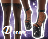 Witchy Moon Heels