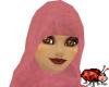 Hijab- Pink/Coral