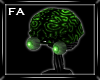 (FA)BrainHead Grn