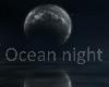 Dark Ocean Night
