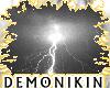Lightning Storm DJ Light