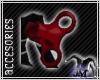 JM~ BloodRed Winding Key