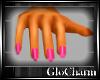 Glo* DaintyHands~Pink