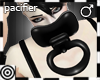 *m Big Rubber Pacifier M