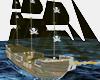 Pirate Corsair Ship