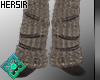 Viking Fur Boots