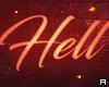 ϟ. Hell Embers [nb]