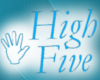 [M] High Five Sign