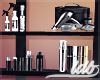 lVindy Hair Prods Shelf