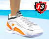 #13 Sports Shoes -ORANGE