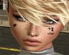 Girls Face Tats
