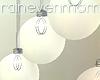 White Ball Lights