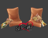 Fall Pillow Chairs