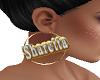 Sharetta Gold Earrings