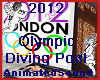 2012 Olympic Diving Pool