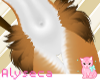 Aly! Fox hip tufts
