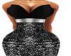 Black Adara Gown BMXXL