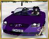 Audi purple Corsaro