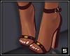 Bordo Sandals