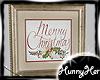 Christmas Pic Framed