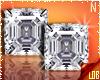 🌿 Diamond Studs