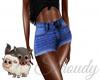 ~Jean Shorts~