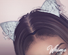 Cat Ears Blue