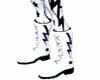 thunder boot white