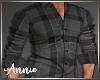 Grey V2 Plaid Shirt