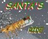 Santa's Flying Sleigh