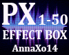 DJ Effect Box PX