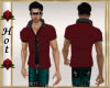 ~H~Polo Top Red